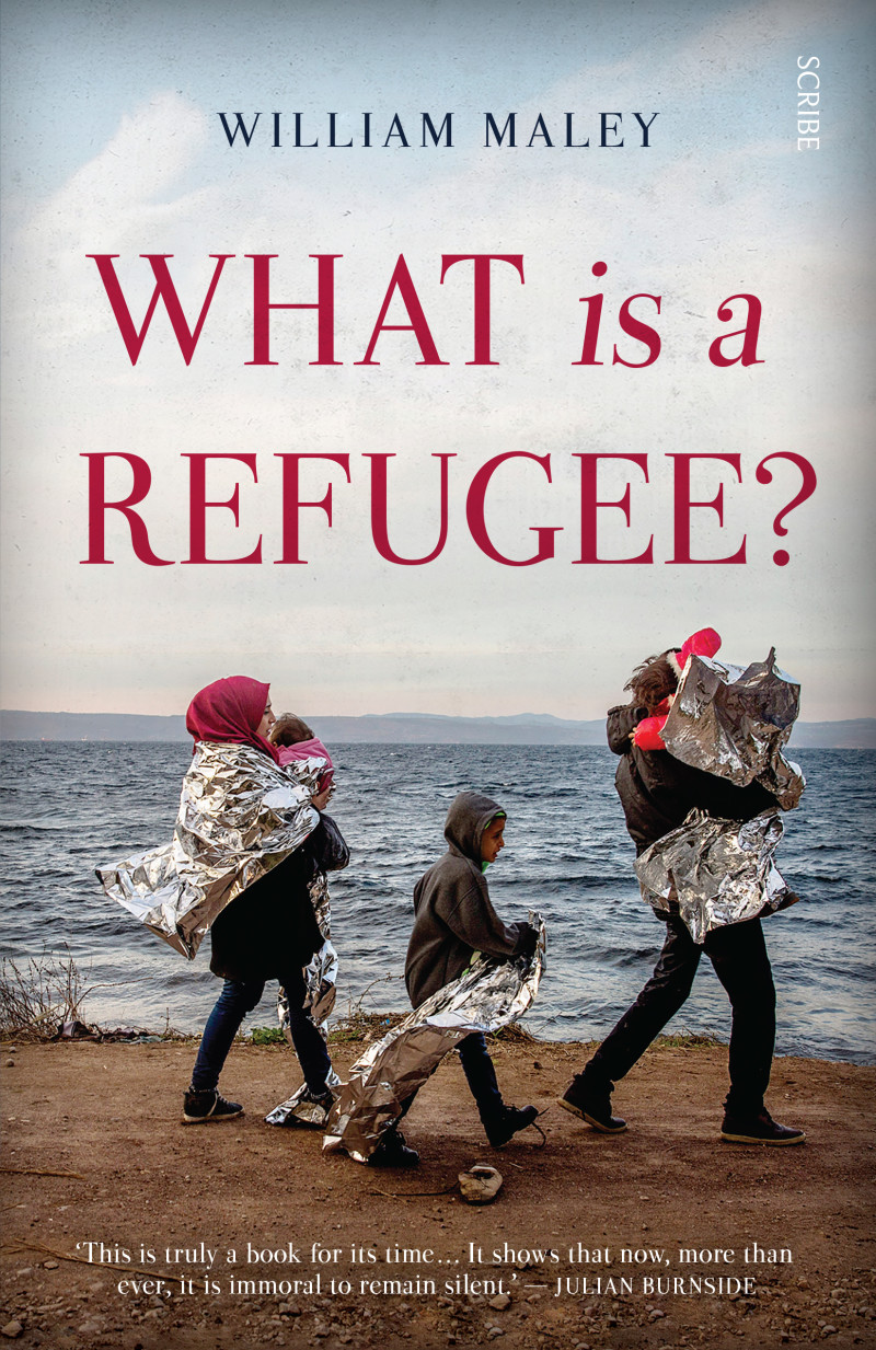 what is a refugee book scribe publications
