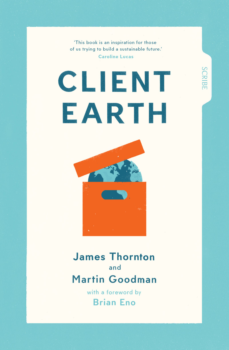 Client Earth | Book | Scribe Publications