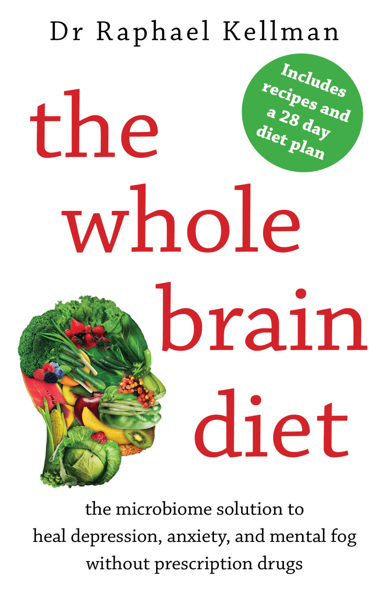the microbiome diet author?