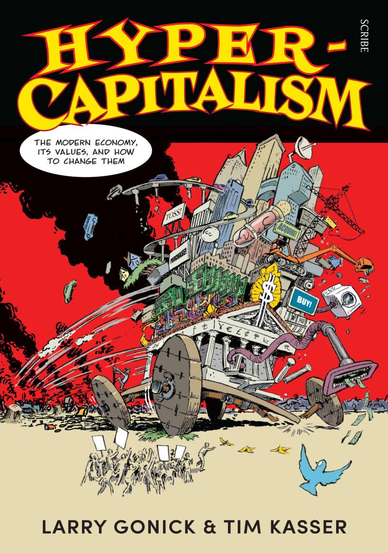 Hyper-Capitalism | Book | Scribe UK