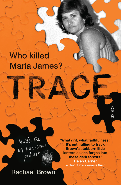 Trace | Book | Scribe UK