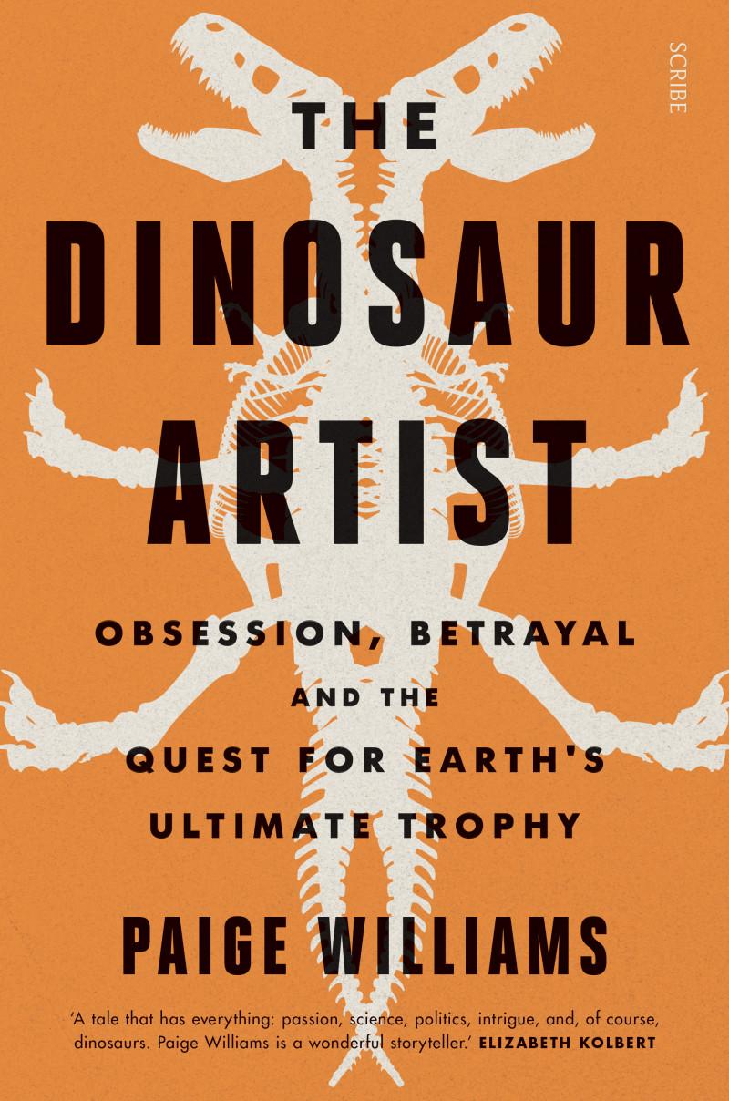 the dinosaur artist book scribe publications