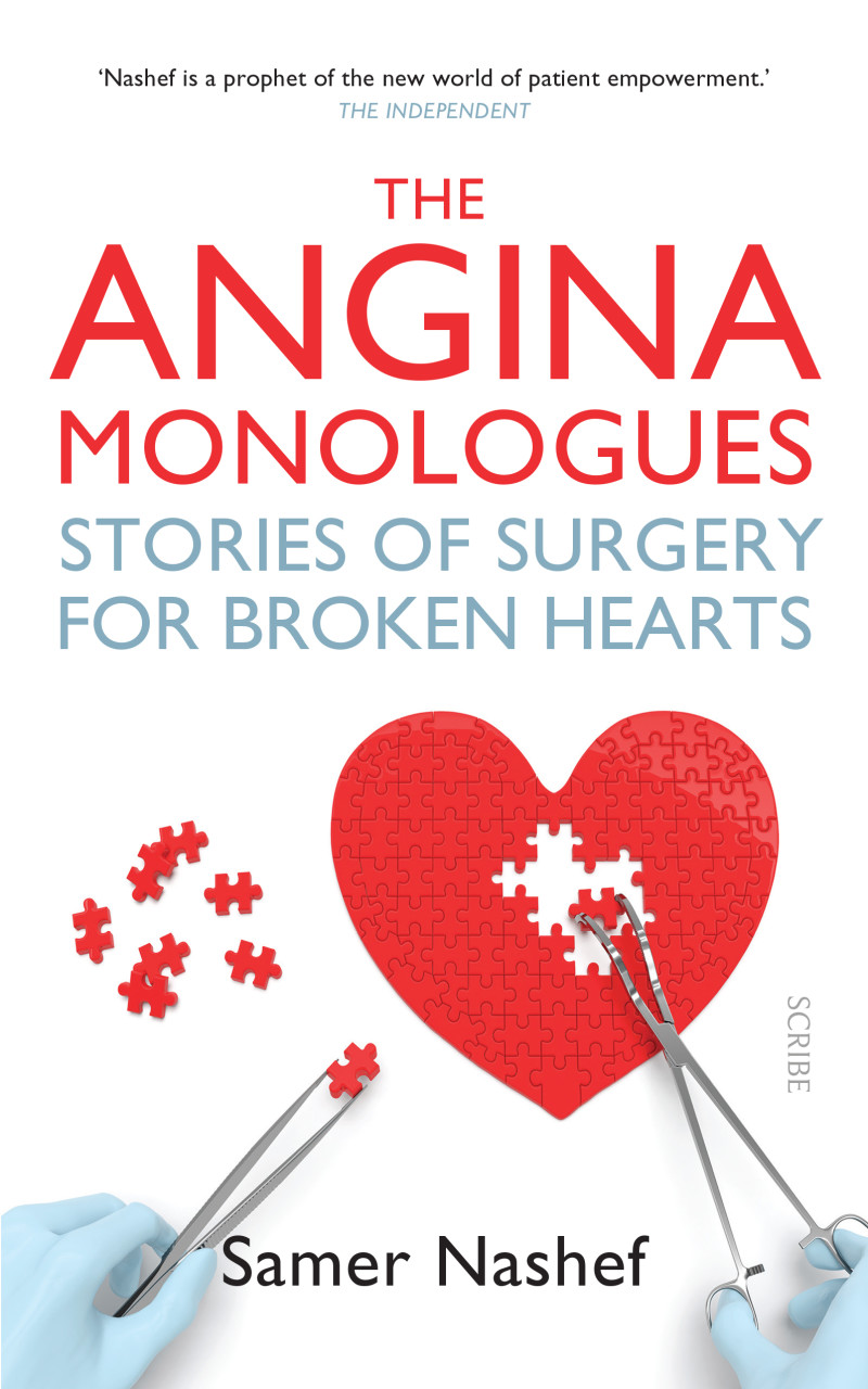The Angina Monologues | Book | Scribe Publications