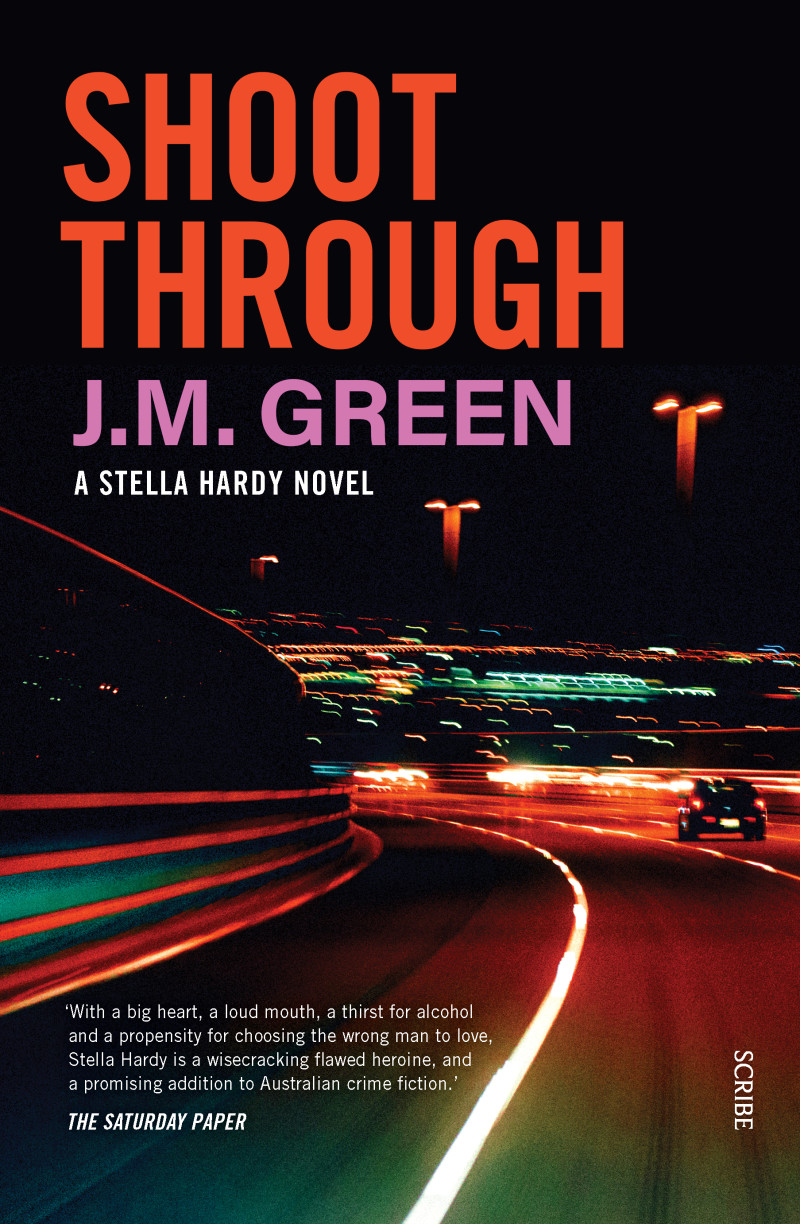 Shoot Through by J.M. Green