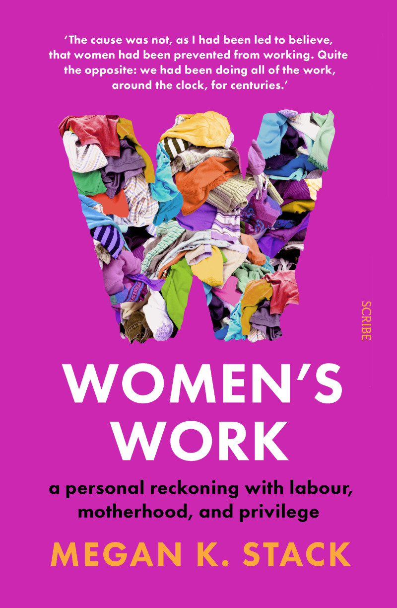 Cover Women's Work by Megan K Stack