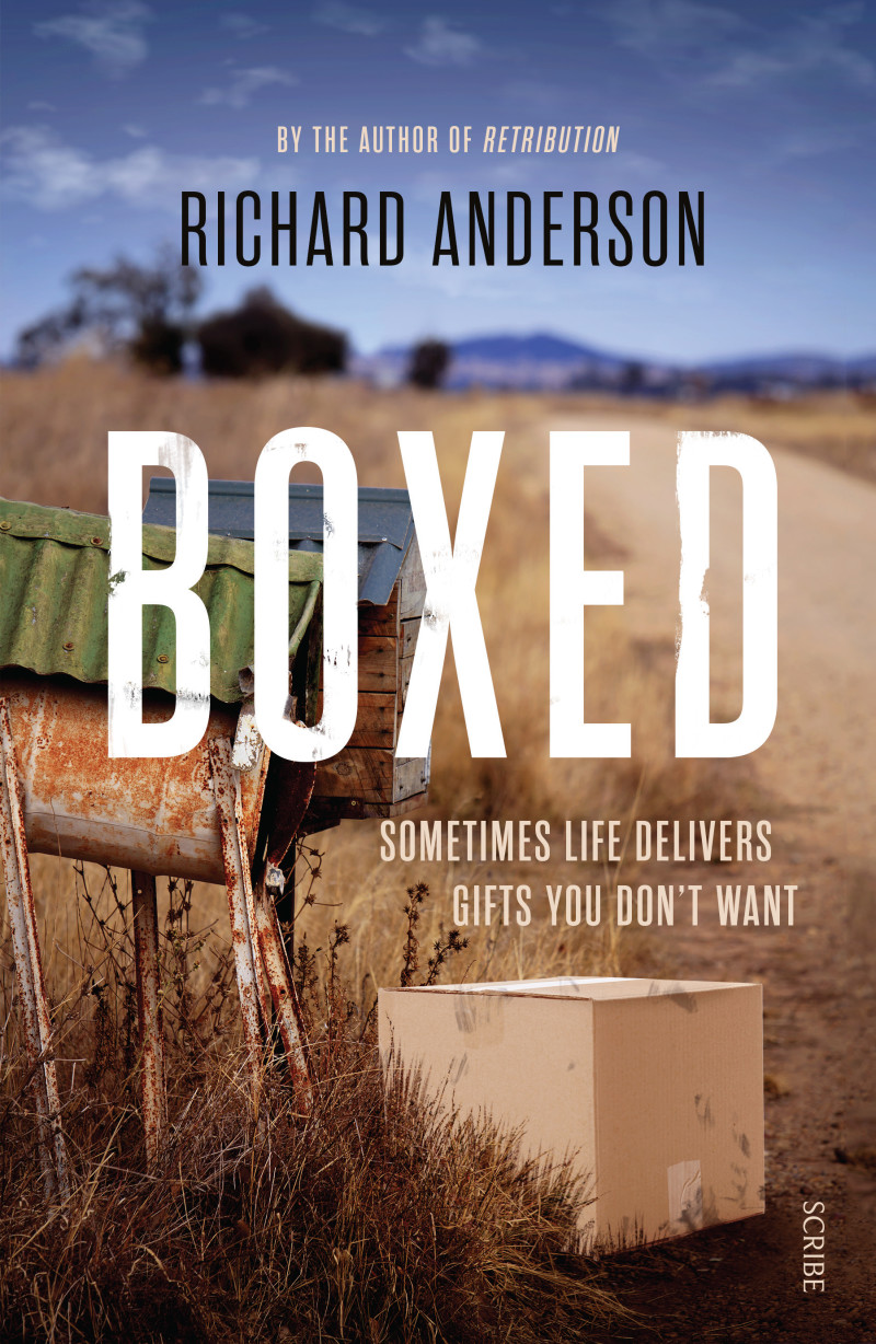 Cover Boxed by Richard Anderson