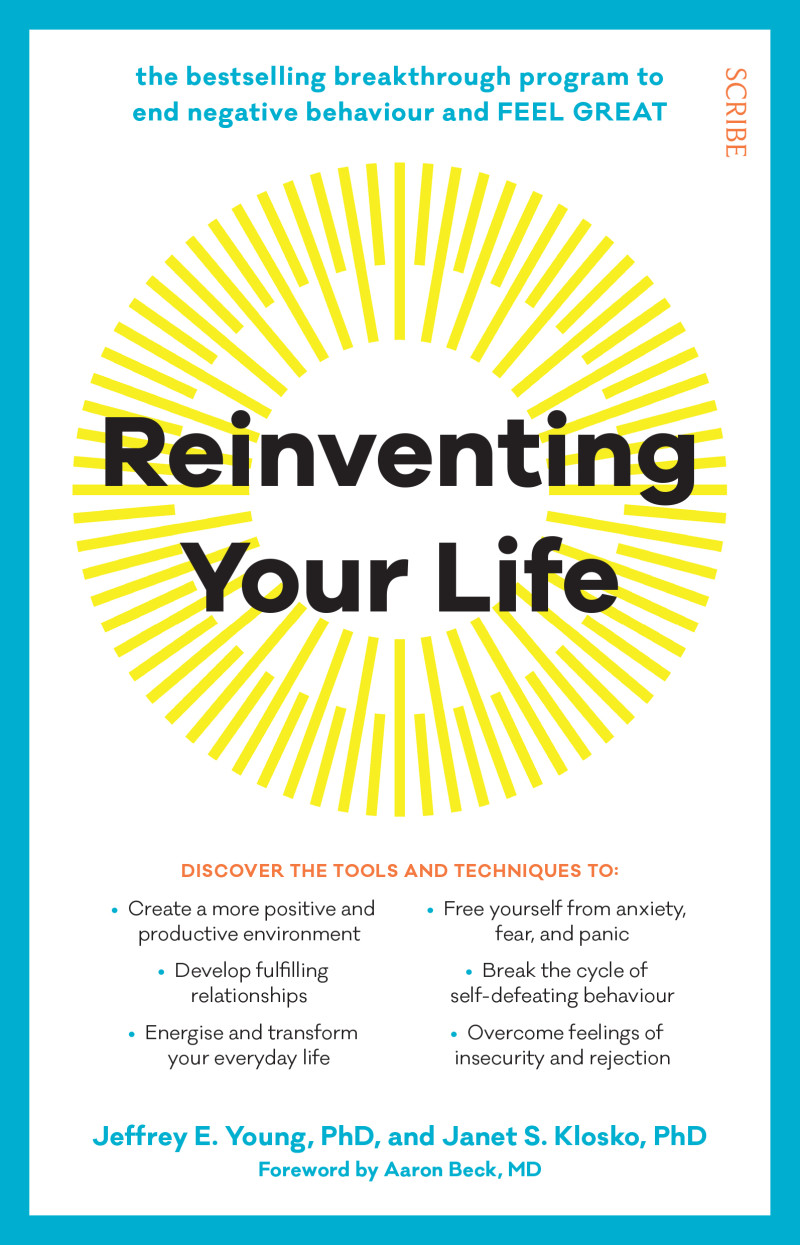 Reinventing Your Life by Jeffrey E. Young and Janet S. Klosko