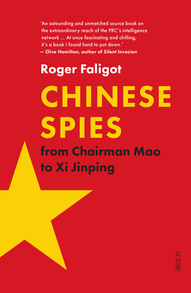 Chinese Spies by Roger Faligot