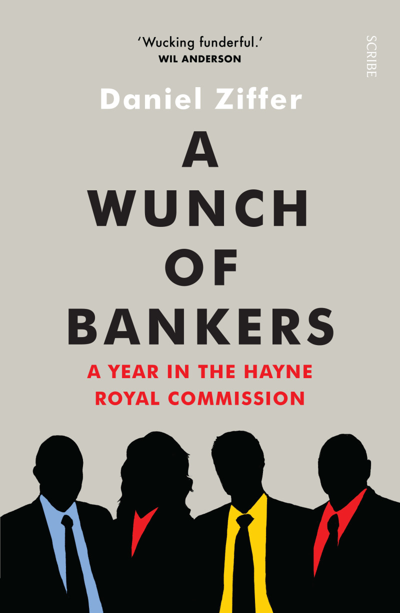 A Wunch of Bankers by Daniel Ziffer
