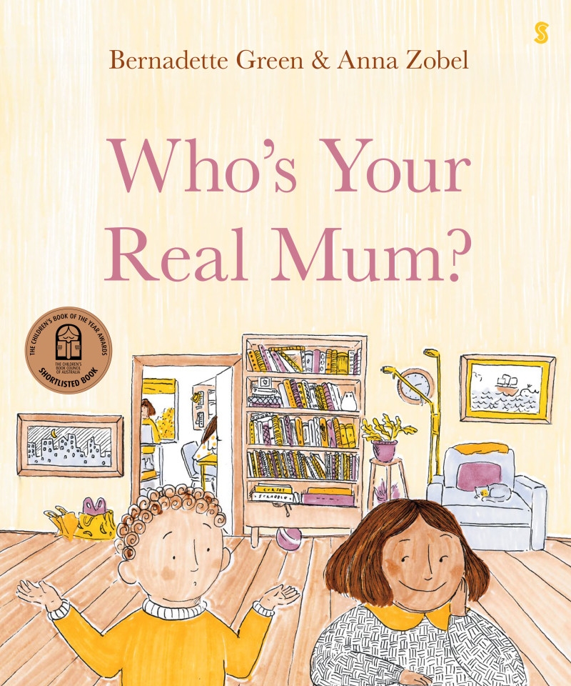 Who's Your Real Mom? | Book | Scribe US