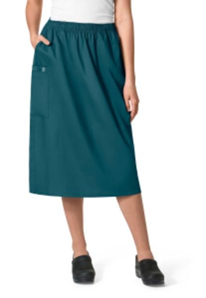 size L I Need A Hero II Drawstring Skirt