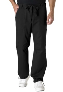 James Drawstring Cargo Pants