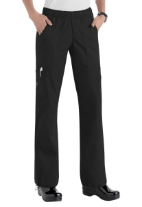 5 Pocket Comfort Waist Cargo Pants