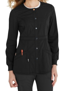 Antimicrobial Snap Front Jacket