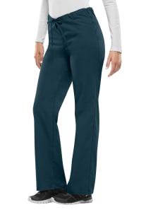 Natural Rise Drawstring Pants