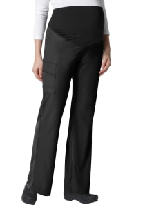 Maternity Stretch Flare Cargo Pants