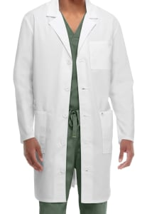38 Inch Lab Coat With Certainty
