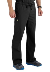Antimicrobial Drawstring Cargo Pants
