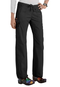 Antimicrobial Drawstring Cargo Pant