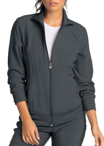 Antimicrobial Warm Up Jacket