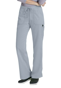 Grey's Anatomy Urban 4 Pocket Drawstring Waist Cargo Scrub Pants