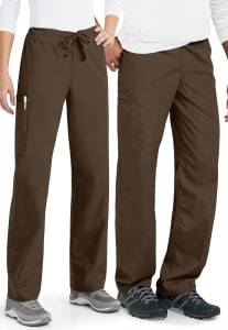 Drawstring Cargo Pants