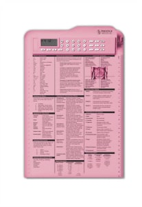 Nurse Assist Heavy Duty Clipboard