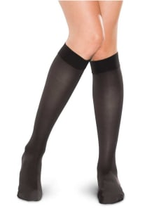 Light Support Knee High Stockings