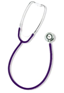 Dual Head Stethoscopes