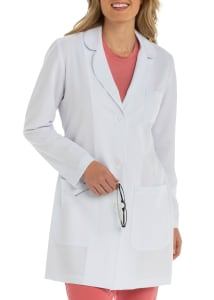 32 Inch 3 Pocket Lab Coat