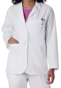 28 Inch Consultation Length Lab Coat