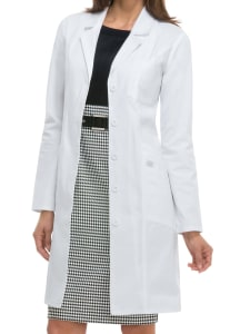 37 Inch 4 Pocket Lab Coat