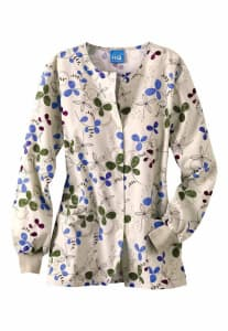 Clover Park Print Jacket