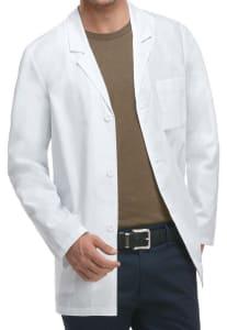 31 Inch Poplin Consultation Lab Coat