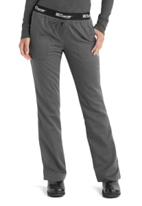 Athletic 3 Pocket Logo Waist Pants