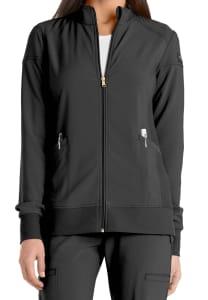 Zip Front Warm Up Jacket