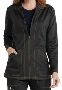 Zip Front Warm Jacket
