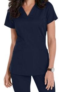 Grey's Anatomy Marquis V-Neck Scrub Top