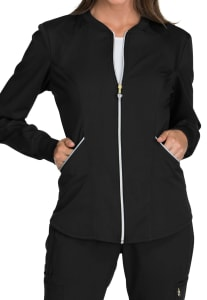 Zip Front Warm Up Jacket