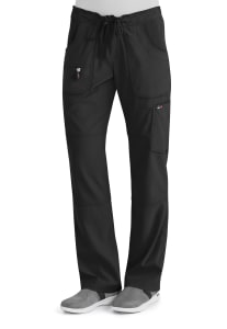 Peace 6 Pocket Drawstring Pants
