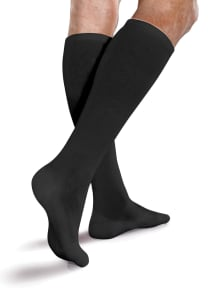 Cushioned Core-Spun Compression Socks
