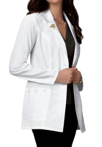 29 Inch Lab Coat with Back Belt