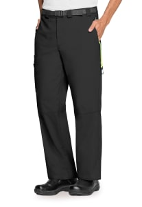 Antimicrobial Zip Front Pant