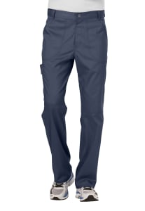 Cherokee Workwear Revolution Men's Drawstring Cargo Scrub Pants