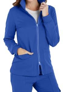 Carrie Zip Front Jacket