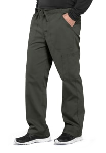 Tapered Leg Drawstring Cargo Pants