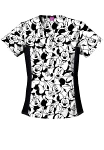 Miss Minnie Print Top