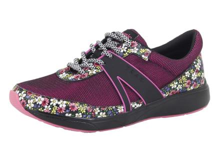 Traq by Alegria Qarma Slip Resistant Smart Nursing Shoe