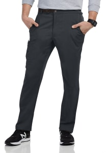 Grey's Anatomy Spandex Stretch Men's Wesley 4 Pocket Cargo Scrub Pants