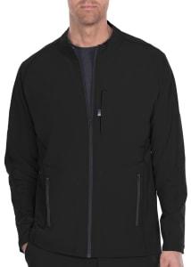 Zip Front Raglan Jacket
